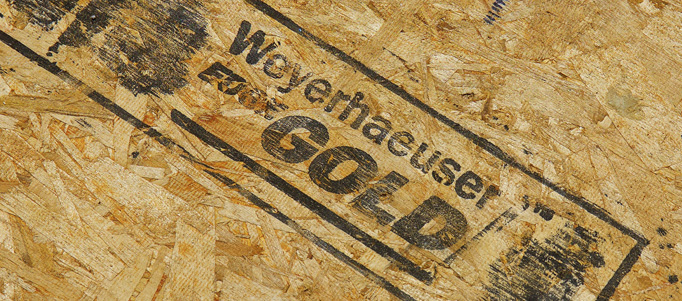 Weyerhaeuser Go For The Gold Edge Gold Panels