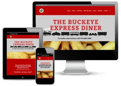 Buckeye Express Diner Website