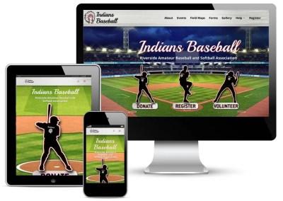 Dayton Youth Baseball Website