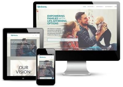 Life Choices Website
