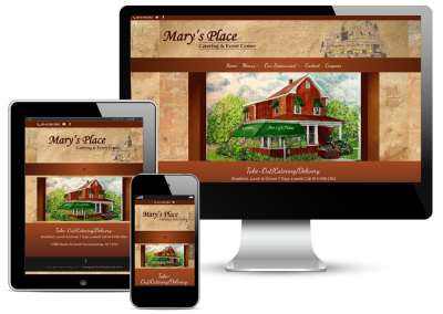 Mary's Place Restaurant Website