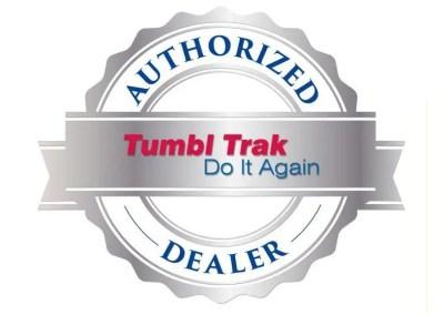 Tumbl Trak Authorized Dealer Logo