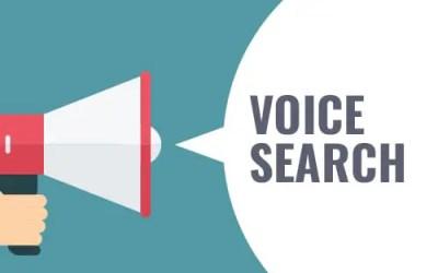 Voice Search Optimizaiton