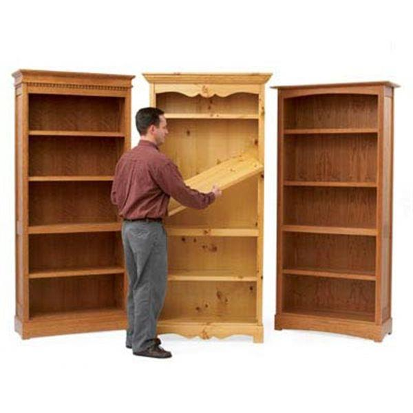 PDF Plans Bookcase Plans Woodworking Free Download carved ...