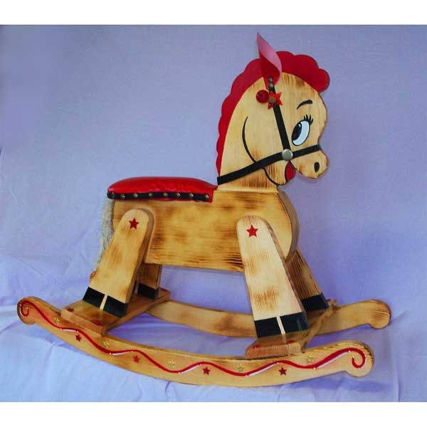 Wooden Rocking Horse Plans Sale Simple Jewelry Box