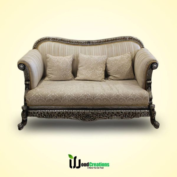Classic Chinoti Style Sofa Set with Cushions     WoodCreations Furniture Classic Chinoti Style Sofa Set with Cushions