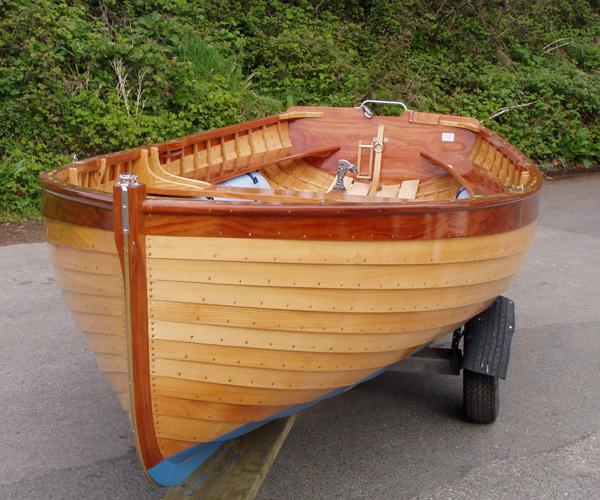 Fowey Rivers Wooden Boat Builder