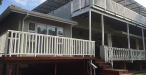 Wooden Decking & Balustrades