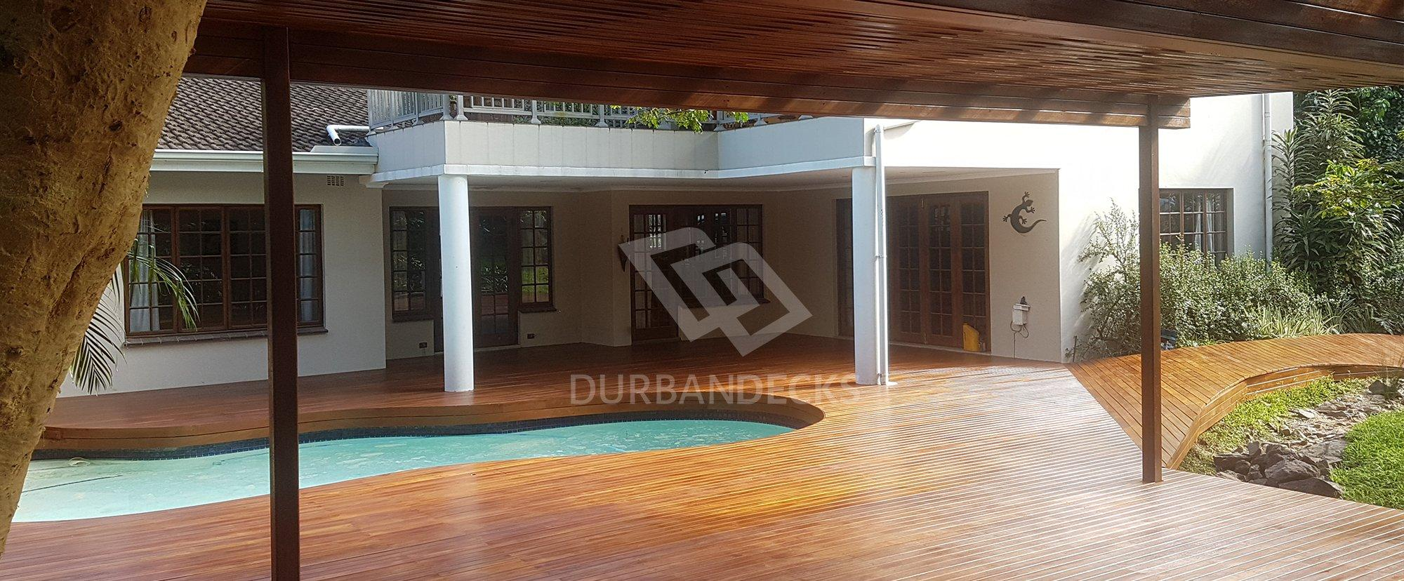 Wooden Decks Flooring