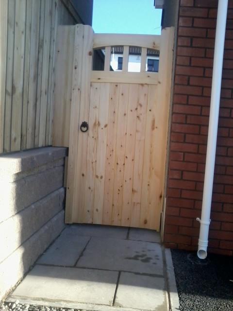 Wooden Garden Gates Wooden Gates Ireland