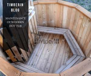 MAINTENANCE OF WOODEN HOT TUB