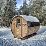 Outdoor Saunas - Garden Saunas - Barrel Saunas UK DEALS