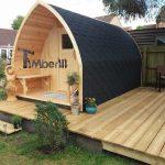 outdoor-iglu-sauna-sarah-northamptonshire-uk-1-150x150 Outdoor garden sauna, Igloo design