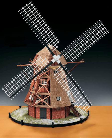 Amati Mulino A Vento Olandese