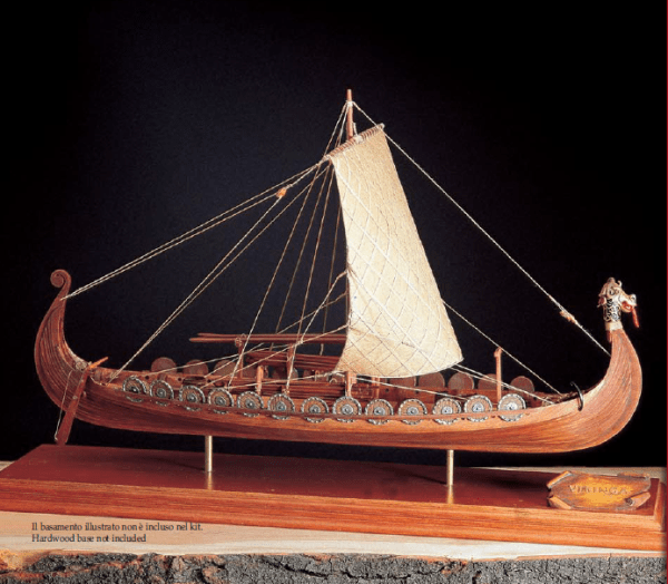 Amati Nave Vikinga