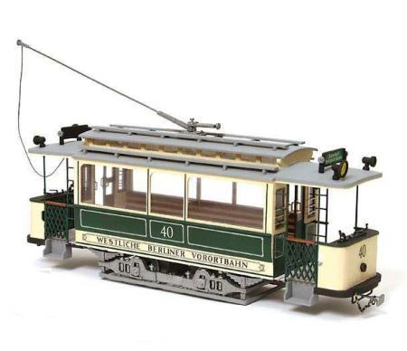OcCree Berlin Tram