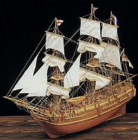 Constructo HMS Bounty 1:50