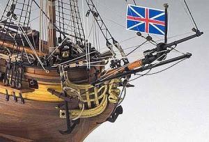 Corel HMS Greyhound