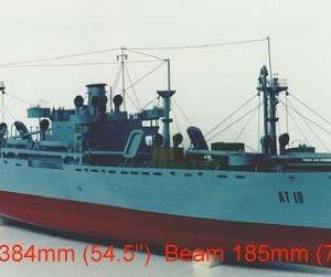 Deans Marine USS Robert Peary