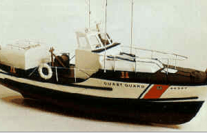 Dumas US Coast Guard Lifeboat