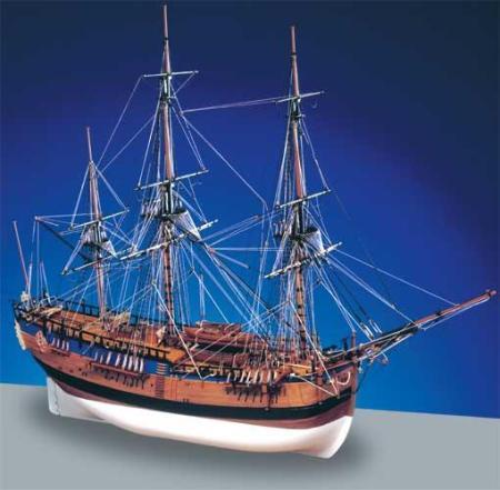 Caldercraft HMS Endeavour