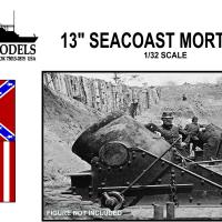 Flagship Models Seacoast Mortar