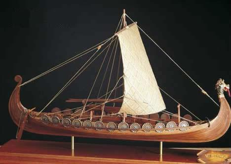 Billing Boats Oseberg WoodenModelShipKit