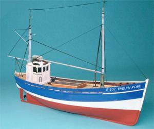 Billing Boats Evelyn Rose