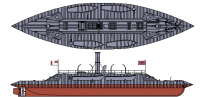 Flagship Models CSS Palmetto State