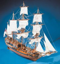 Mantua HMS Peregrine Galley