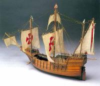 Mantua Santa Maria Wood Ship Kit