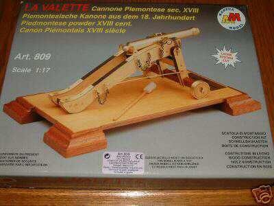 Mantua La Valette Cannon
