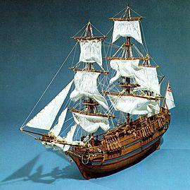 Sergal HMS Bounty