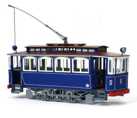OcCre Tibidabo Tram
