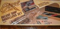 Wood Ship Modellers tool set Excel kit # 44291