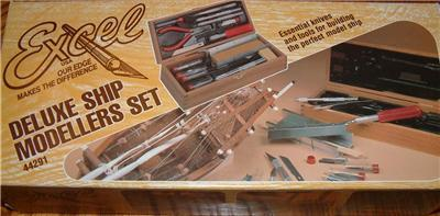 Excel Wood Ship Modellers Tool Set