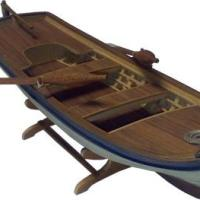 Turk Models Fishing Boat