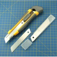 Heavy Duty Snap-Blade Knife