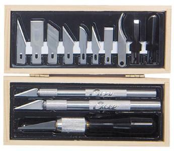 Excel Knife Tool Set
