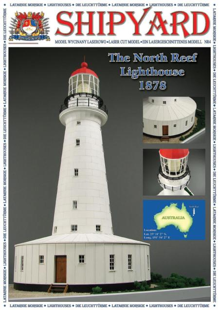 Nr 4 North Reef Lighthouse