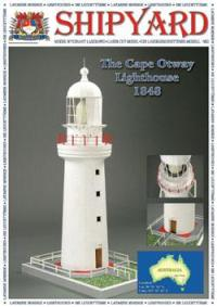 Cape Otway Lighthouse 1848 1:72 - Shipyard ML003 - Laser Cut Model