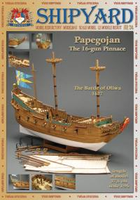 Papegojan 1:96 - Shipyard MK005 - Paper Model