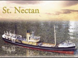 Mount Fleet St. Nectan Steam Trawler
