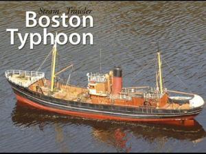 Mount Fleet Boston Typhoon