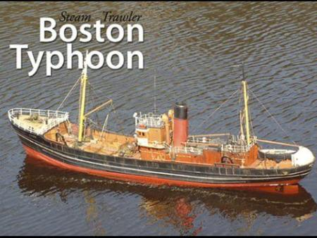 Mount Fleet Boston Typhoon