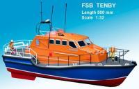 Model Slipway FSB Tenby - RC Ready