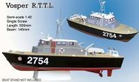 Model Slipway Vosper RTTL RC Ready