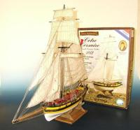 Soclaine Le Renard French Corsair Cutter 1812
