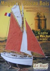 Soclaine Le Rigel, St Malo Mackerel Boat 1945