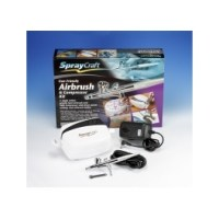 SP30KC Airbrush & Compressor Kit